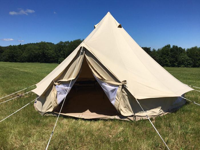 Tente Lodge-de-nuit